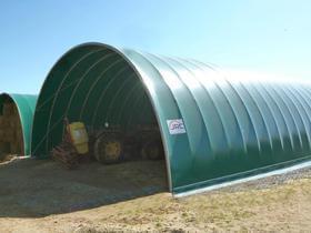 Abri de stockage jrc 10m hauteur for Abri de stockage agricole