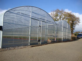 Bi tunnel 2x9.60m Atlantique 14